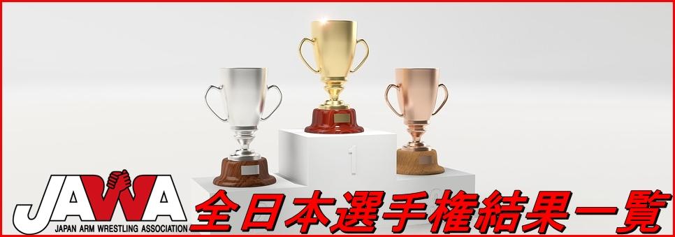 全日本アームレスリング選手権